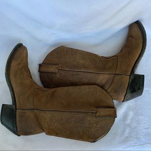 DURANGO Cowboy Boots  6 M Womens WESTERN Leather